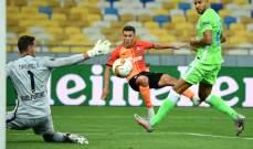 الدوري الاوروبي: شاختار الى ربع النهائي بفوزه امام فولفسبورغ وتأهل كوبنهاغن