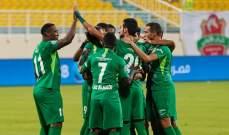 الدوري الاماراتي: شباب الأهلي دبي يتصدر مؤقتا بفوز على الظفرة