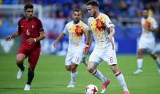 """فوز اسبانيا في """"يورو 21""""، الفيفا تعاقب يوفنتوس ومفاجآت في بطولة كوينز"""