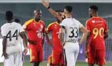 الدوري السعودي: فوز بشق الانفس للرائد على القادسية
