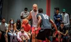 """مسابقة """"تحدّي الخطيب في كرة السلة"""" : الفرنسي أريستايد في المركز الأول"""