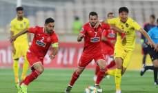 ابطال اسيا: بيرسبوليس يحقق فوزًا معنويًّا على السد القطري ويودع البطولة