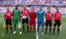 الفيفا يهنّئ الحضري على رقمه القياسي في كأس العالم
