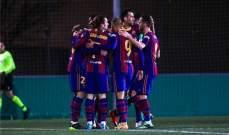 برشلونة يخضع لفحوصات كورونا بعد تسجيل إصابتين بصفوف كورنيلا