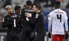 كأس فرنسا:تولوز يُخرج ريمس بضربات الترجيح وتأهل غانغان على حساب نانسي