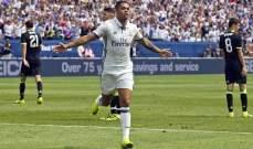 ملقا يضع عينه على موهبة ريال مدريد