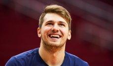 دونسيتش يريد تجديد عقده مع الدالاس بعد الاولمبياد