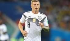 موجز الصباح: كروس ينتشل ألمانيا من الغرق ويُبَعثر الأوراق، إنكلترا لحسم التأهل ولبنان بطل الدورة الثلاثية