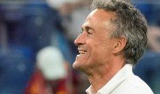 كأس أوروبا: لويس إنريكي الواثق بنفسه لديه تصفية حساب مع إيطاليا