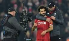 ليفربول لا يفكر أبداً بالتفريط بمحمد صلاح وسعر البيع خرافي