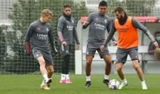 كاسيميرو يعود لتدريبات ريال مدريد بعد التعافي من كورونا