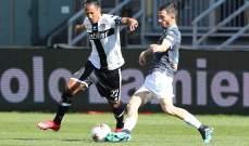 الدوري الايطالي: سبال الجريح يخطف فوز مهم من بارما