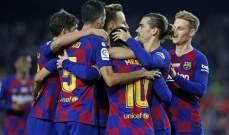 برشلونة مهووس بالتعاقد مع لاعبين سابقين في ريال مدريد