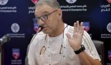 مدرب الاتحاد السكندري يكشف ايجابيات الفوز على العربي الكويتي عربيا