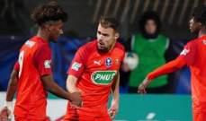 كأس فرنسا: 9 أهداف في مباراة رين وأنجيه الماراتونية وتأهل قاتل لديجون