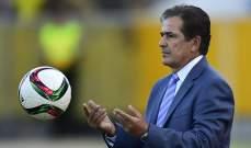بينتو: أريد إيصال المنتخب الإماراتي إلى كأس العالم