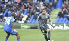 نابولي يستهدف ظهير ريال مدريد المعار