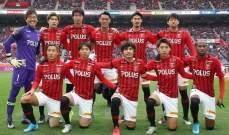 اوراوا ينجو من الهبوط في الدوري الياباني