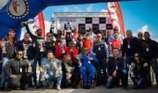 السباق الأول للسرعة 2019:لقب المحترفين لروجيه فغالي والسوبر سيريز لمسعد