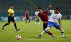 الدوري المصري: لقاء بيراميدز وسموحة ينتهي بالتعادل السلبي