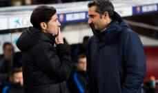 غارسيا : المواجهة امام برشلونة لم تكن سهلة والحسم سيكون بالاياب