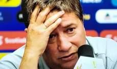 مدرب اكوادور: ليس لدي أي شيء لأقوله
