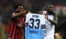 كأس إيطاليا: ميلان يبحث عن تجديد تفوقه على لاتسيو وسط أجواء مشحونة