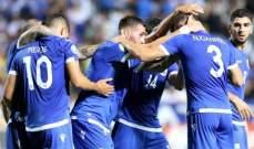 تصفيات يورو 2020: فوز متأخر لروسيا البيضاء وتعادل قبرص مع كازاخستان