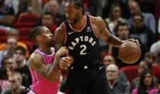 NBA: سقوط دنفر يعطي الصدارة غربياً للواريرز وتورنتو يعزز صدارته شرقياً