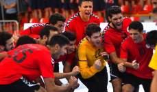 مصر بطلة العالم لناشئي كرة اليد وصلاح اول المهنئين
