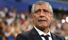 مدرب البرتغال : سعيد بالتأهل الى الدور المقبل