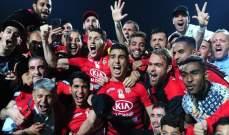 اتحاد العاصمة بطلا للدوري الجزائري