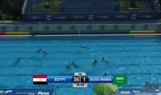 مصر تذلّ السعودية بنتيجة 36-1 وتركي آل الشيخ يعد بالمحاسبة