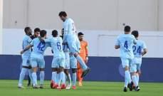 الدوري الاماراتي: بني ياس يكتسح عجمان وفوز الجزيرة على الظفرة