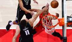 NBA : اتلاننا هوكس يفوز على ميلواكي باكس و27 نقطة لستيرلينغ براون