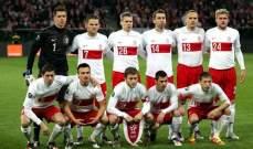 هدف مباراة بولندا وايرلندا الشمالية