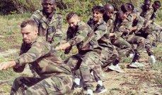 انجيه الفرنسي يتحضّر للموسم المقبل بتدريبات عسكريّة