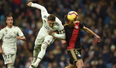 الليغا : ريال مدريد يفوز بديربي مدريد المصغر بصعوبة