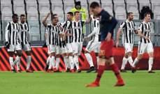كالتشيو: اليوفنتوس يطارد نابولي عن كثب بفوز مستحق امام جنوى