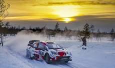تاناك يفوز في رالي فنلندا