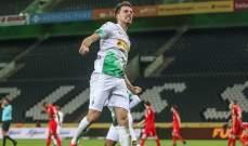 الدوري الالماني: مونشنغلادباخ يسقط ضيفه كولن