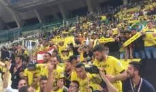خاص : ابرز ردود الفعل عقب احراز العهد لقب كأس لبنان لكرة القدم