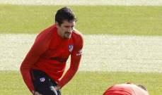 اصابة جديدة تبعد سافيتش عن اتلتيكو مدريد