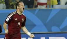 كيرجاكوف واثق من تجاوز روسيا لدور المجموعات في كأس العالم