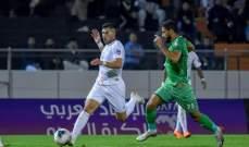 كأس محمد السادس: الشباب السعودي يمطر شباك الشرطة العراقي