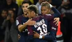 الدوري الفرنسي : فوز صعب لباريس سان جيرمان، مارسيليا وموناكو يتابعان السقوط