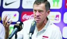 مدرب العراق يستدعي هداف الدوري الى قائمة ودية بوليفيا