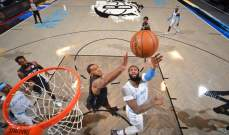 NBA: ليكرز يتغلب على بروكلين نتس