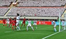 التصفيات الآسيوية المزدوجة: لبنان يخسر أمام كوريا الشمالية