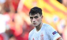 برشلونة ينوي رفض مشاركة بيدري في الاولمبياد